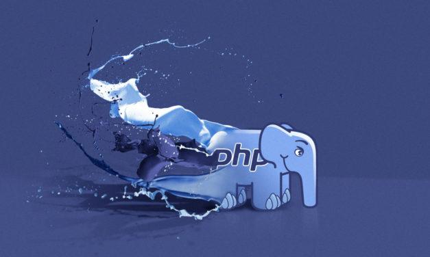 PHP não presta!?