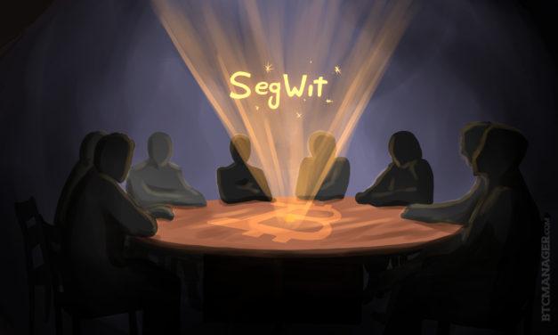 Valorização do Litecoin com o aumento da aprovação do SegWit